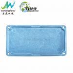 China 1590 Diecast Aluminum Enclosures / Cast Aluminum Box For Effect Pedal for sale