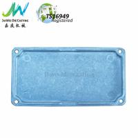 China 1590 Diecast Aluminum Enclosures / Cast Aluminum Box For Effect Pedal for sale