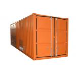 Orange 3 Phase Load Bank , Electrical Load Testing Equipment With Copper Conductor for sale