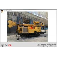 Crawler Mounted Core Drill Rig Machine 132KW Cummins Engine 1000m Hole Depth for sale