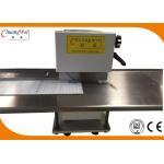 China Pre Scoring PCB Separator Mini V Cut PCB Depaneling For LED Factory for sale