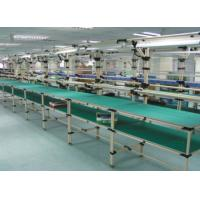 China Aluminium/PE/stainless steel pipe Workbench Customized for Production line, workshop, warehouse for sale