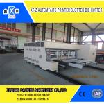 China CE Approval Steady Carton Making Machine 40mm Baffle Thick Lead Edge Feeder for sale