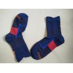 China Cool Basketball Custom Cotton Sports Socks / Knitting Compression Socks For Men for sale