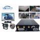 3G realtime monitoring car DVR/MDVR/mobile DVR support oil sensor passenger counting for sale