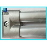 Double Hexagon Connector Aluminium Tube Joints AL-9 Andoic Oxidation Surface for sale