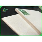 FSC Certification 1300gsm 1350gsm 70*100cm Grey Cardboard For Packaging Boxes