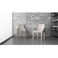 Innovating Idea Ola Dining Chair / Italy Beautiful Wooden Leg Chair for sale