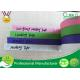 Colored Crepe Paper without Residue Rubber Masking Tape 30m 48m Length for sale
