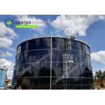 Anti corrosion sludge storage tank , municipal wastewater treatment