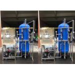 8T Industrial Iron Removal Water Filter RO System  Water Treatment Plant For Drinking