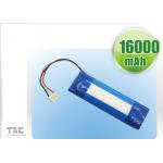 4s Lipo Battery For Table PC 16000Mah 3,7V Charge And  Discharge 0.5C for sale