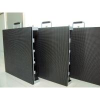 P3 Poster Light Box Displays , Outdoor Full Color LED Screen Video Wall 192x192mm Module for sale