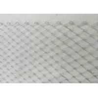 High Strength Rockfall Protection Netting / Slope Stabilization Protective Mesh