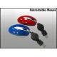 2012 Ergonomic Design USB Mini Optical Mouse Compatible with windows 2000, XP for sale