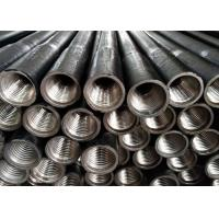 China CASE 6010 CASE 6030 HDD Drill Pipe Forged One Piece And Friction Welding for sale