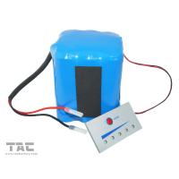 China 12V LiFePO4 Battery Pack 26650  6.6Ah With Electronic Display for UPS supplier