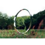 Outdoor Metal Garden Art Wholesale Stainless Steel Sculpture for sale