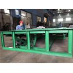 China 6 Ton Hydraulic Loading Dock Truck Dock Leveler Fast Efficiency For Handling Equipment Loading And Unloading for sale
