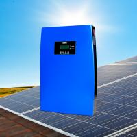 Lithium Iron Battery Off Grid Solar System Powerwall Customized Specification 160W 260W 320W for sale