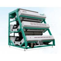 China High Accuracy Any Sort Color Sorter / Tea Sorting Machine 0.6-0.8 Mpa manufacturer