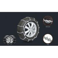 Standard Galvanized Anti Skid Chains Carburizing Snow Tire Chains Twisted Link