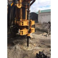China Truck Mounted Hydraulic  Water Well Drill Rig 400m Depth 160KW Engine Power supplier