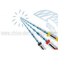 China Recip-one Files Blue For Dentist In Root Canal Treatment With CE / ISO / FDA Certificates In Endodontics for sale