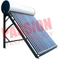 China High Efficient Non Pressurized Solar Water Heater Vacuum Tube Easy Installation for sale