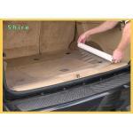China PE Plasticover Carpet Protection Film 3/4 Mil Auto Carpet Plastic Sheet for sale