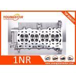16V 1.3 L Engine Cylinder Head For TOYOTA Lexus Yaris 1NR 1NR-FE for sale