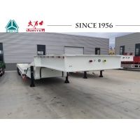 4 Line 8 Axle Low Bed Trailer