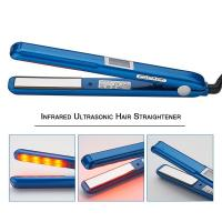 China Ultrasonic & Infrared Hair Care Iron Recover damaged Hair Treament Styler Cold Iron for sale