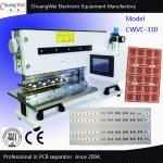 V Cut PCB Depanelizer V Score PCB Depaneling Pre-scored MCPCB Separator for sale
