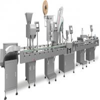 China Intelligence Automatic Packaging Machine 20 - 40 bottles / min Speed for sale