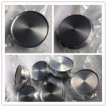 Forged Titanium Sputtering Target Round Shape For Chemical Engineering for sale