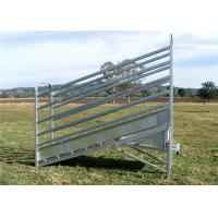 3.6 Metre Adjustable Cattle Loading Ramp With Dual Pin Locking System for sale
