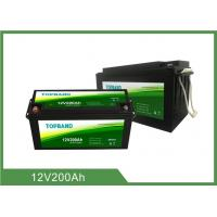 12V 200Ah LiFePO4 Deep Cycle Lithium Battery Lithium 12v Deep Cycle Battery