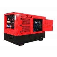 Weldman ARC 350A To 500Amps Diesel Engine Generator Set TIG MMA Welding 16Kw for sale