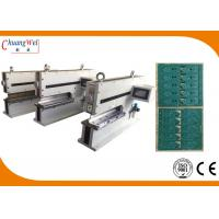 China Guillotine Cut-off PCB Assembly Services Short Aluminum Board for sale