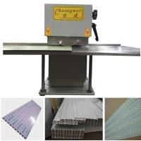 Mini V - Groove Pcb Depanelizer Cutting Any Length PCB LED Panel for sale