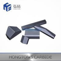 Tungsten Carbide Products Block/Tips for TBM Machine and Wood&Forest Machine for sale