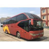 2011 year 51 seats used yutong brand spring leaf passenger bus
