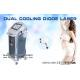 China Triple Wavelenghts Diode Laser Hair Removal Machine / Alexandrite 755nm Diode Laser for sale