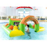 Water Light Strike Table Inflatable Sports Games With IPS For Toodler for sale