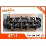 ISUZU 4ZD1 8-97119-761-1 Complete Cylinder Head Aluminium Remark Gasoline Fuel for sale