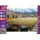 High School Lecture Hall Seating Metal Folding High Density Multilayer Board for sale