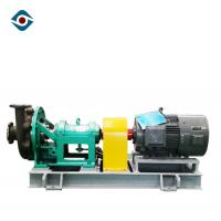 China Overhung Various Flow Rate Chemical Process Pump , Electric Chemical Pump for sale