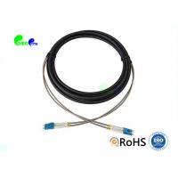 LC To LC Duplex Outdoor CPRI Optic Fiber Patch Cable OS1 / OS2 / OM1 / OM2 /OM3 for Ftta for sale