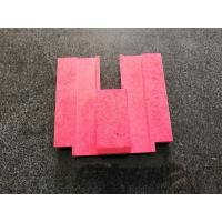 China Complex red UPGM203 CNC machined parts from China for sale